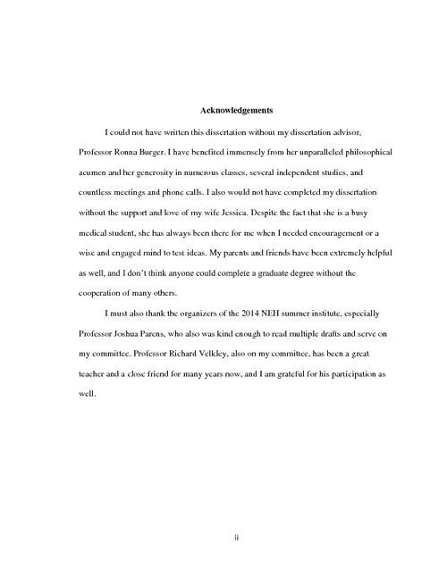 Dissertation advisor problems