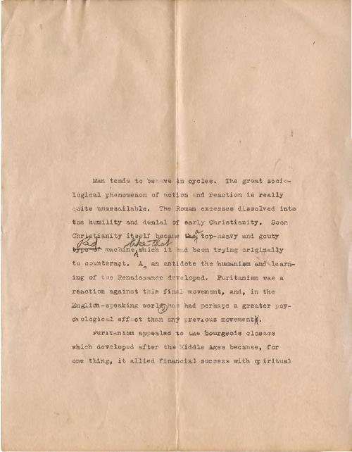 Tulane essay