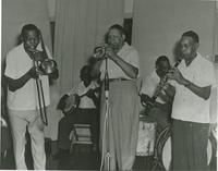 George Lewis and his New Orleans All Stars