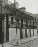 632 Dumaine Street. Known as Jean Pascal House; Madame John's Legacy.