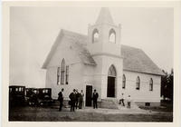 Dazey, N.D. Church Dedication