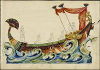 The boat of Ra
