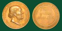 Samuel Hahnemann commemorative bronze medal (1829), Honoring fifty years as a physician, graduation from medical school