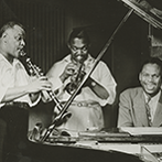 Hogan Jazz Archive Photography Collection