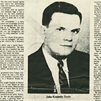 John Kennedy Toole Papers